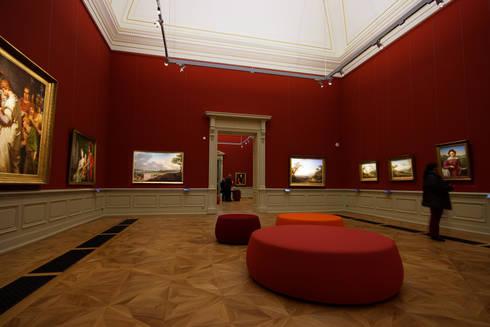 herzogliches museum gotha by homann g ner blum homify. Black Bedroom Furniture Sets. Home Design Ideas
