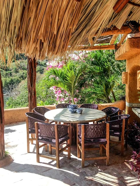 Villa m a zihuatanejo mexico de el as arquitectura homify for Homify mexico