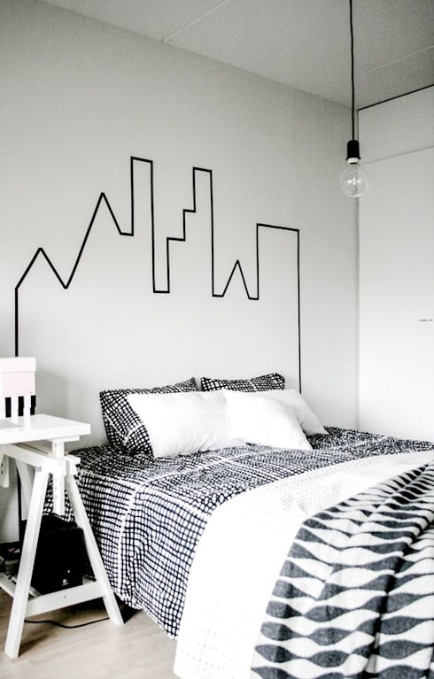 Bedroom by Bruut wonen