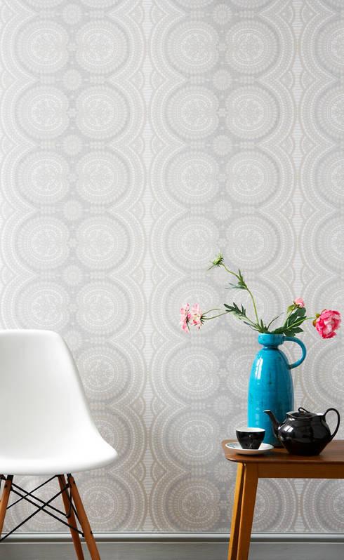 Murs & Sols de style de style Moderne par Jocelyn Warner