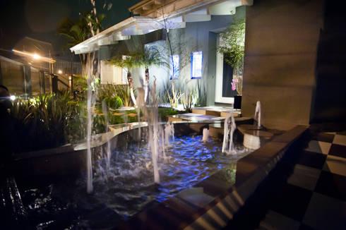 Ousado!: Jardins modernos por Paulinho Peres Group