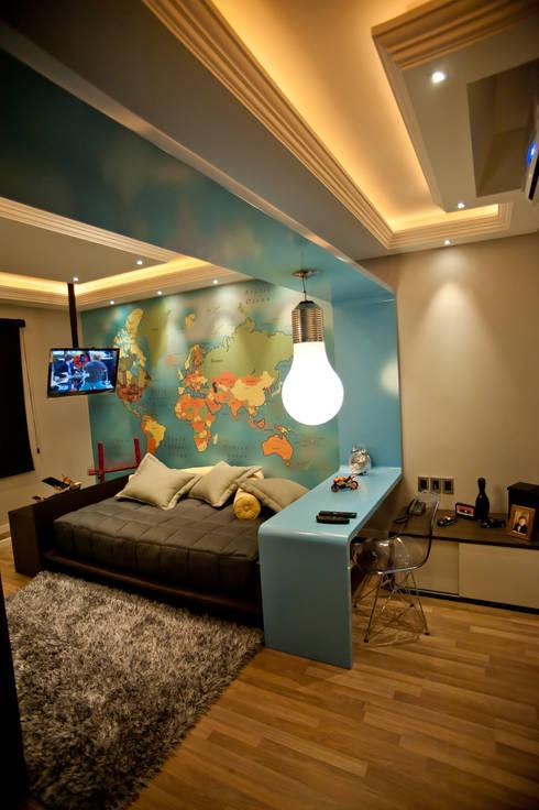 moderne Kinderzimmer von Paulinho Peres Group