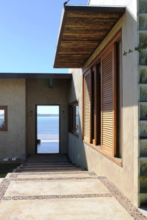 Дома в . Автор – Ambienta Arquitetura