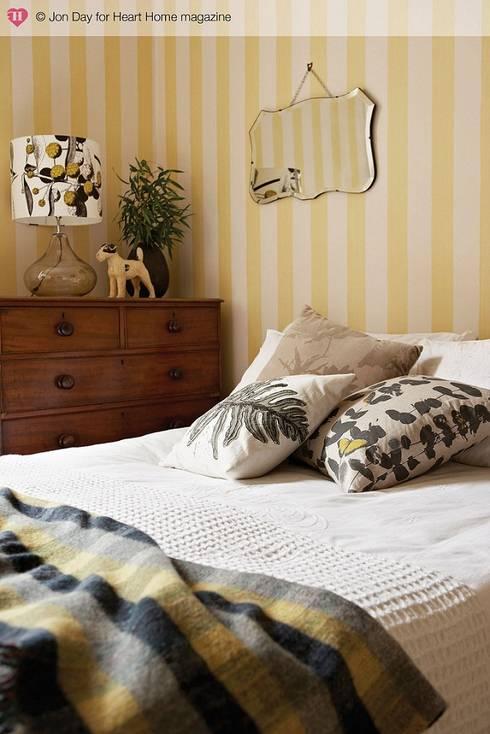 Heart Home magazine의  침실
