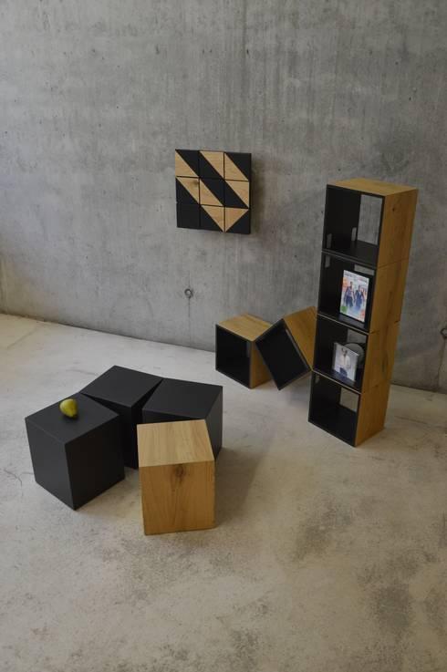 deindreh: eklektik tarz tarz Oturma Odası