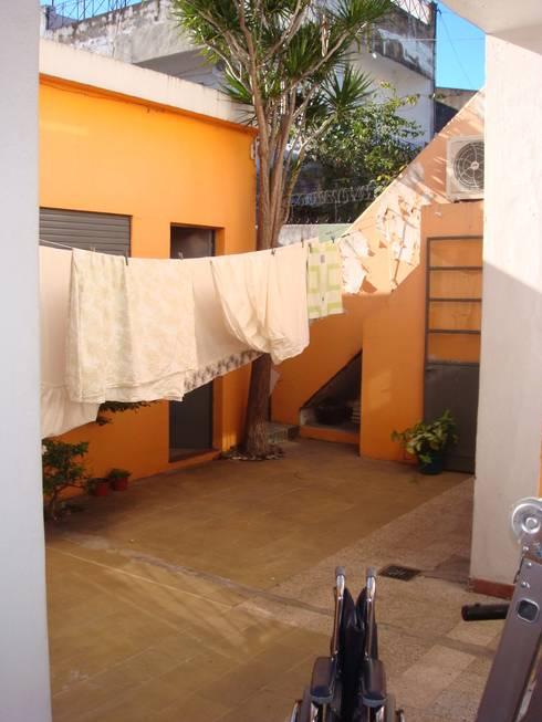 Jardines de estilo  por Somos Arquitectura