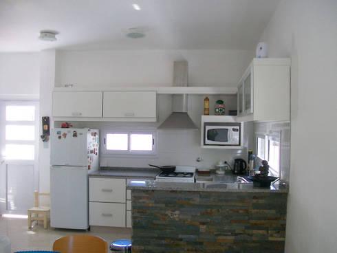 Diseño de Cocina - Comedor de Somos Arquitectura | homify