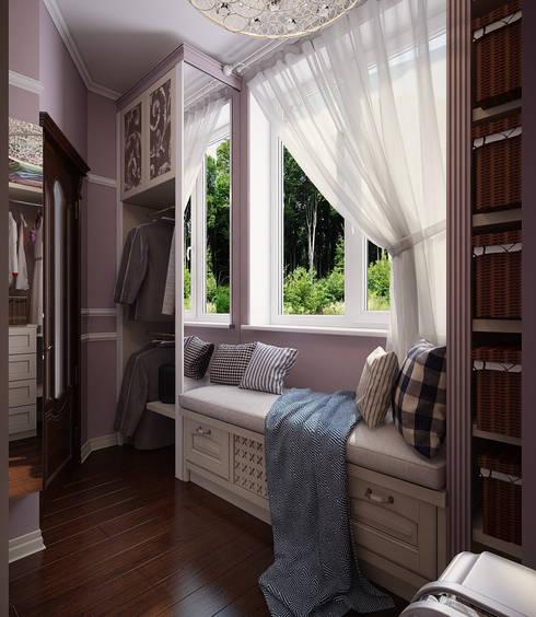 classic Dressing room by Инна Михайская