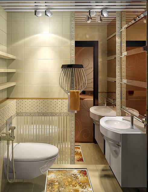 Baños de estilo  por Инна Михайская