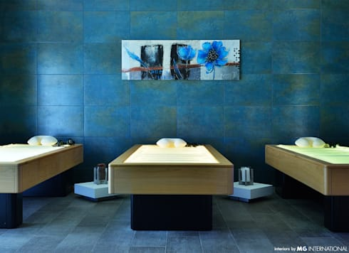 Spa four elements kiev di mg international srl homify for 4 elements salon