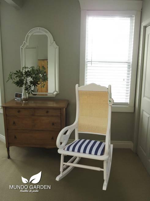 Dormitorios de estilo clásico de Mundo Garden