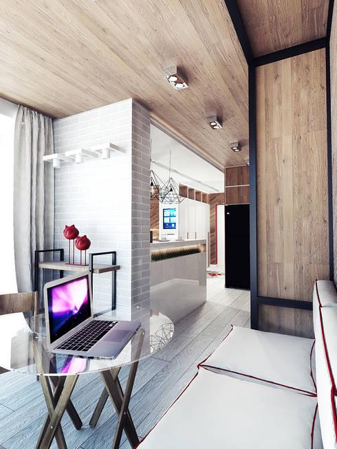IK-architects:  tarz Teras