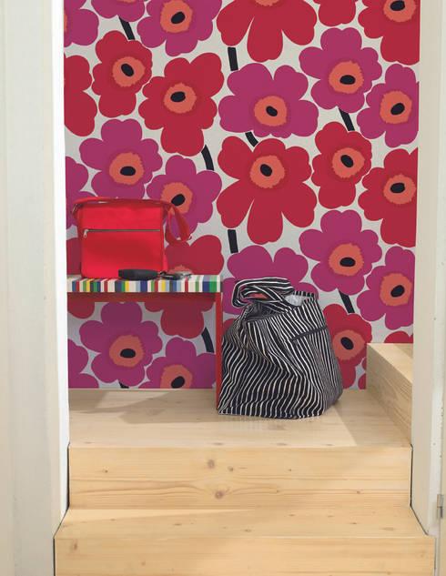 Projekty,  Ściany i podłogi zaprojektowane przez HannaHome Dekorasyon