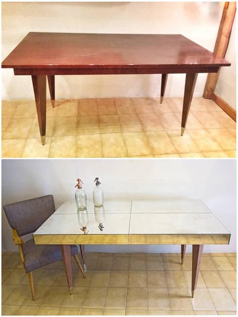 Mesas De Comedor Antiguas Restauradas. Mesas De Comedor Antiguas ...