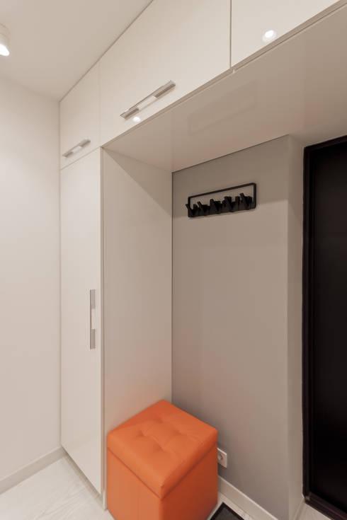 Квартира на улице Маршала Малиновского. Реализация: Коридор и прихожая в . Автор – Rustem Urazmetov