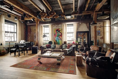 midlife crisis loft by lev lugovskoy homify