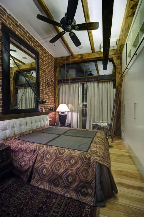 Bedroom by Lev Lugovskoy
