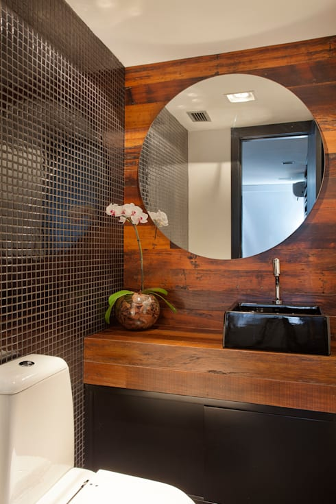 Bathroom by ASP Arquitetura