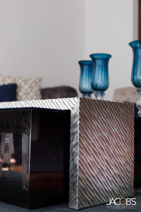 Sala: Salas de estilo moderno por Jacobs Interiorismo