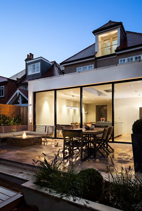 Ashley Road:  Terrace by Concept Eight Architects