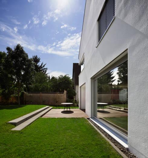 wohnhaus h mainz by marcus hofbauer architekt homify. Black Bedroom Furniture Sets. Home Design Ideas