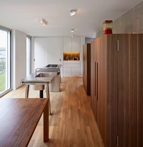 Küche Bulthaup:  Küche von Marcus Hofbauer Architekt