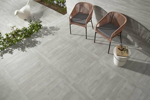 Wildwood: Terraços  por Love Tiles