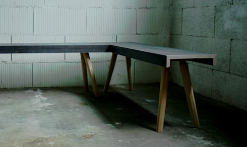 bank von tritschler glasundform homify. Black Bedroom Furniture Sets. Home Design Ideas