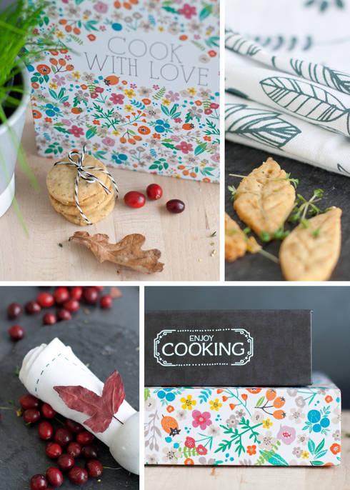 Culinaria: moderne Küche von ARTEBENE GmbH