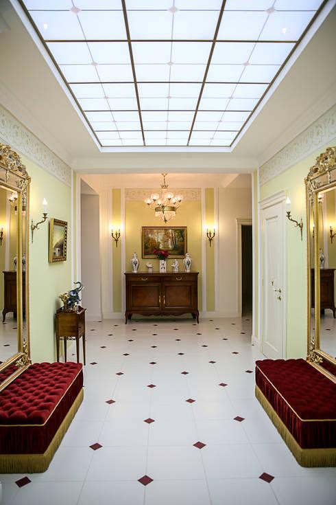 الممر والمدخل تنفيذ Designer Olga Aysina