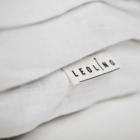 Skandinavische Len pościel lniana 100 len bianco leolino homify