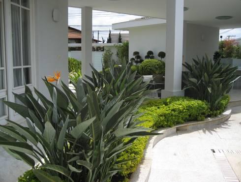 Jardins Naturais: Jardins campestres por Junia Lobo Paisagismo