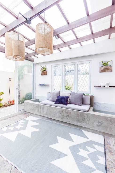 Projekty,  Domy zaprojektowane przez SZTUKA  Laboratorio Creativo de Arquitectura