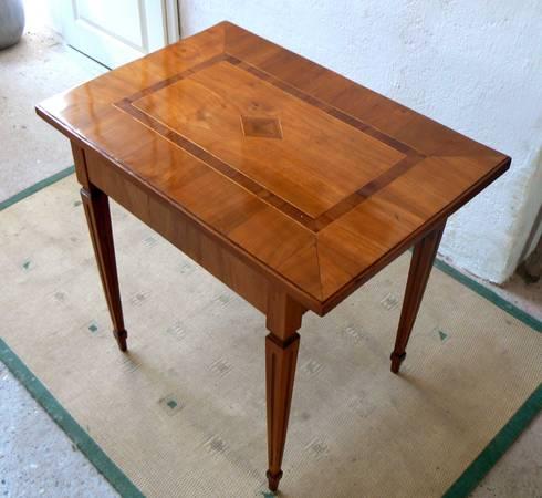 Louis seize tisch um 1790 kirschbaum von schatzkiste homify for Tisch kirschbaum