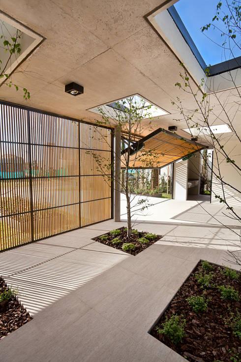 Casa Pedro: Casas de estilo  por VDV ARQ