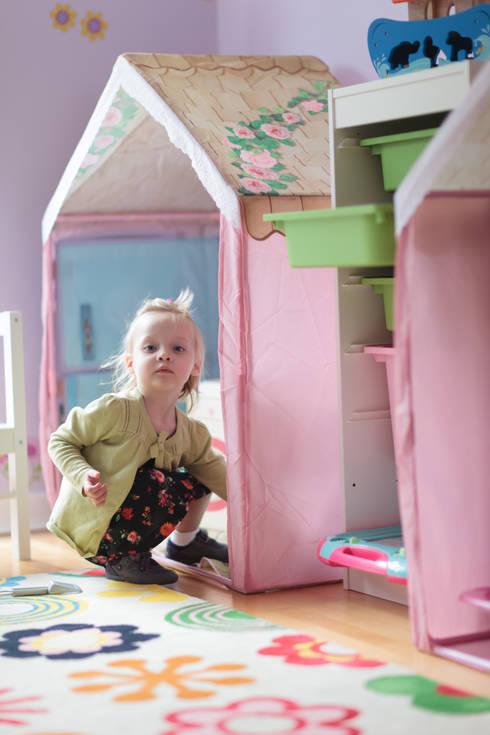 غرفة الاطفال تنفيذ Rousseau