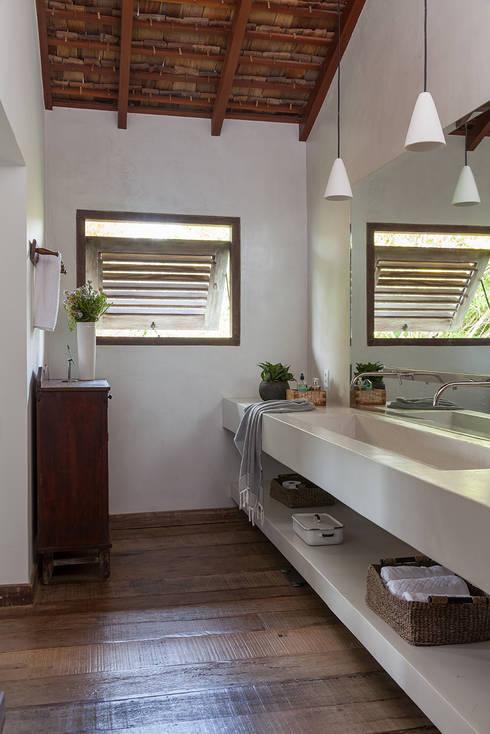 Ванные комнаты в . Автор – Vida de Vila