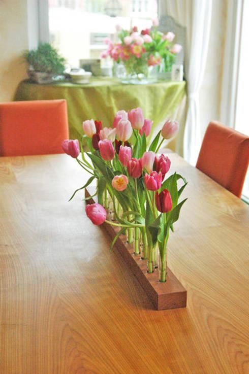 Blumen-wieseが手掛けたリビングルーム