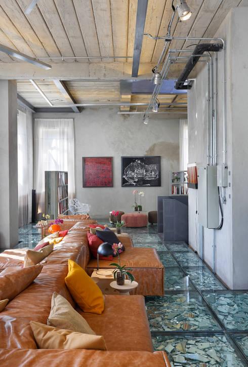 影音室 by Gisele Taranto Arquitetura