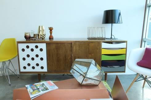 SZTUKA: Estudios y oficinas de estilo moderno por SZTUKA  Laboratorio Creativo de Arquitectura