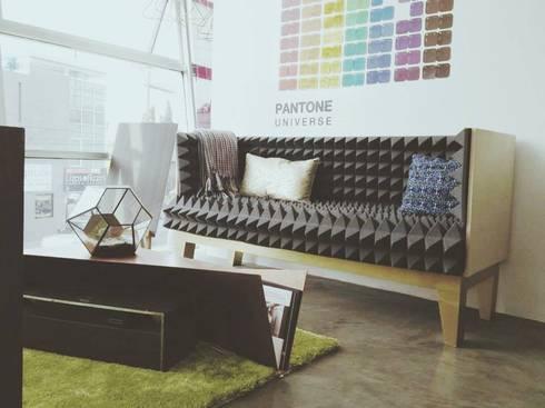 SZTUKA: Oficinas y tiendas de estilo  por SZTUKA  Laboratorio Creativo de Arquitectura