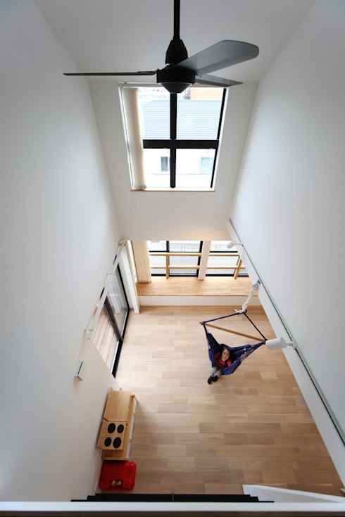 加門建築設計室의  거실