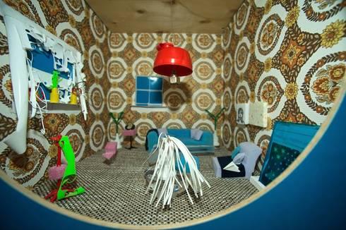 Netzwerkstatt Einfallsreich - Upcyclingbörse Hannover 2015: ausgefallene Kinderzimmer von Bauteilbörse Hannover
