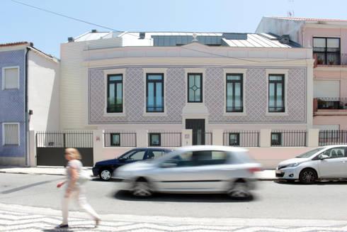 Casa de Sá: Casas modernas por Sónia Cruz - Arquitectura