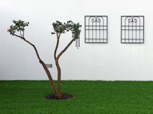 Casa de Sá: Jardins modernos por Sónia Cruz - Arquitectura