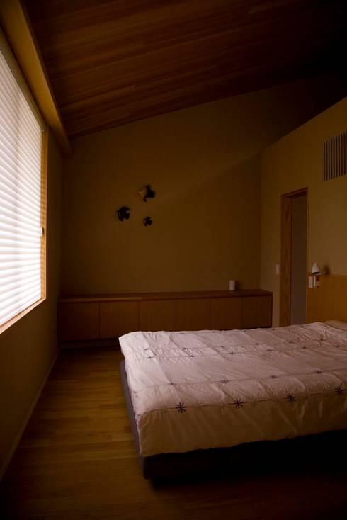 木名瀬佳世建築研究室의  침실