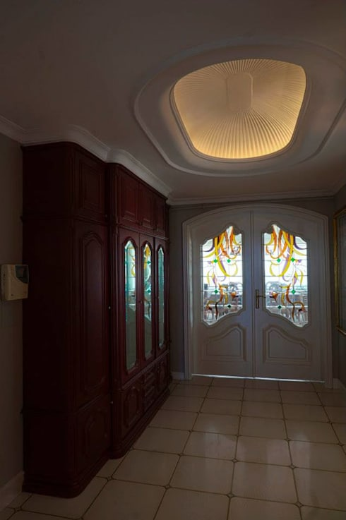 Bozantı Mimarlık – Erenköy'de Ev:  tarz Yemek Odası