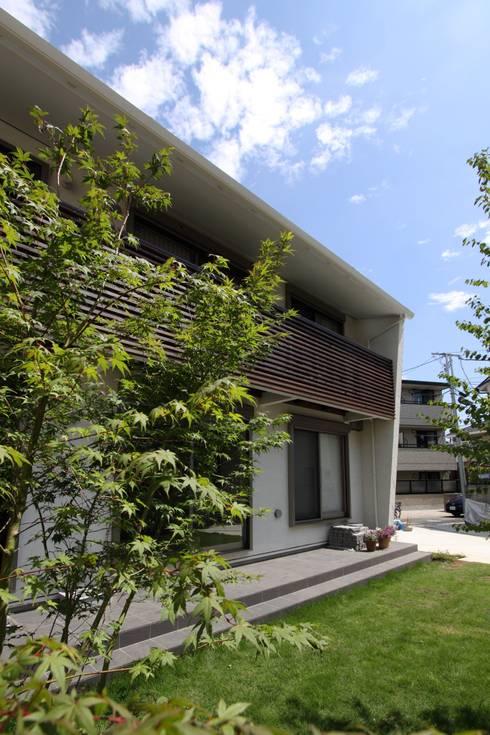 アトリエグローカル一級建築士事務所의  주택