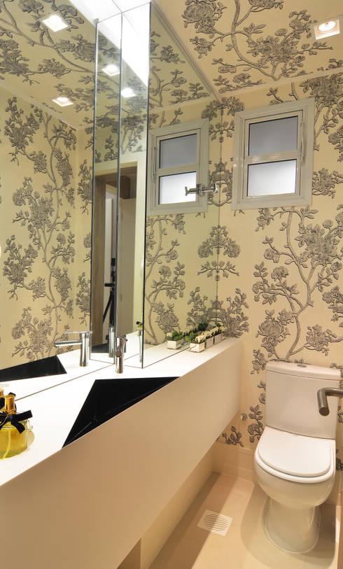 ANNA MAYA & ANDERSON SCHUSSLERが手掛けた浴室