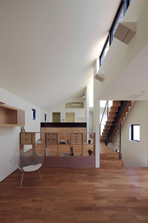 U建築設計室의  거실